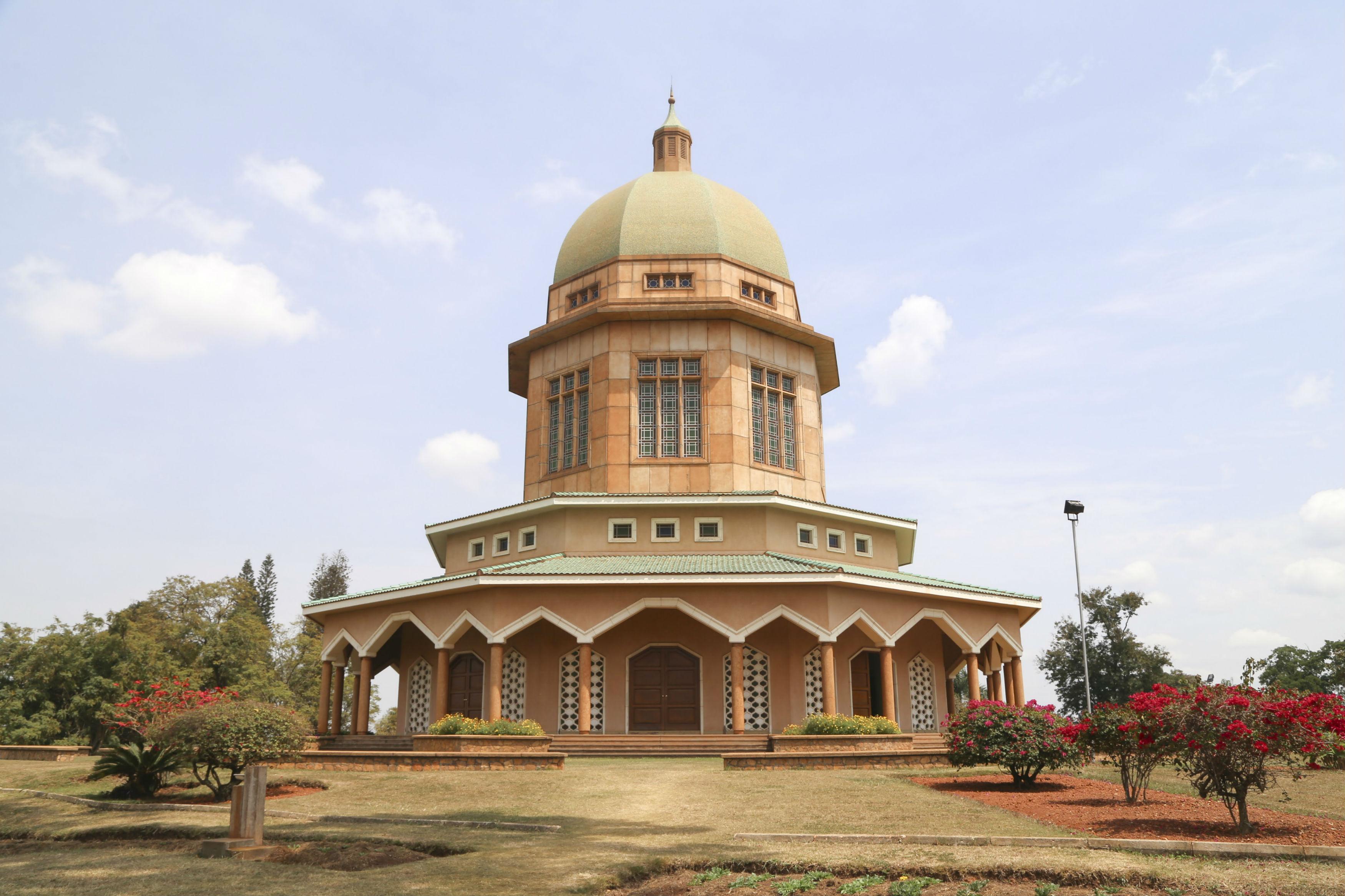 temple baha'i de Kampala